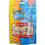 Dingo Denta Treats Teeth Whitening Mini Chews, 24 Pack