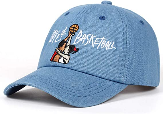 CXKNP Gorra de Beisbol New Daddy Hat Love and Basketball Gorras ...