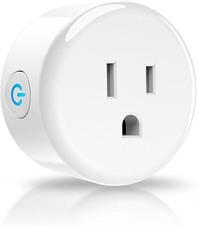 WiFi Smart Plug Power Switch Outlet Alexa Echo Google Home Wireless Socket