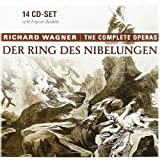 Der Ring des Nibelungen / The Ring of the Nibelungen (The Rhinegold, The Valkyrie, Siegfried, Twilight of the Gods)
