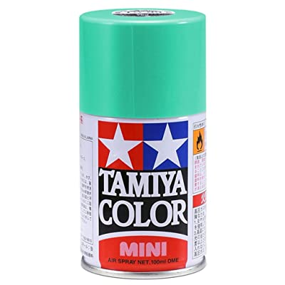 Tamiya America, Inc Spray Lacquer TS-41 Coral Blue, TAM85041: Toys & Games