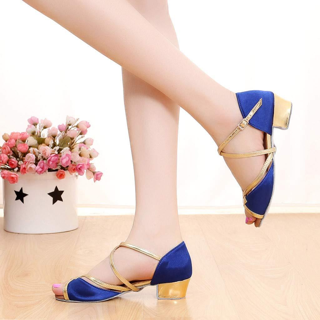 Hurrybuy Womens Gladiator//Criss Cross-Design Summer Sandals Dancing Prom Ballroom Latin Salsa Dance Shoes Sandals
