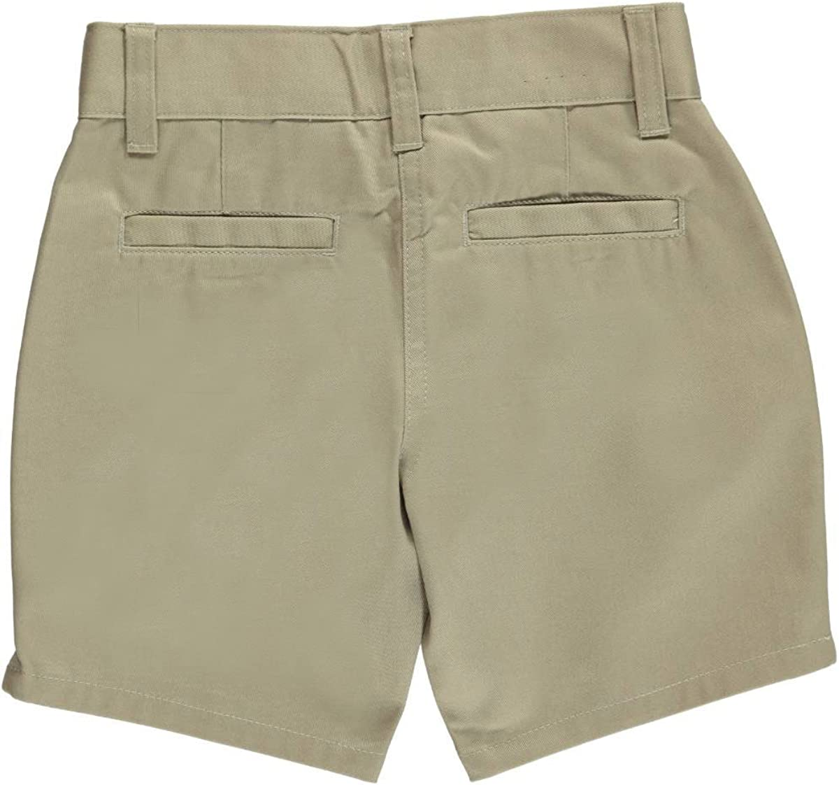 Universal Big Girls Flat Front Shorts