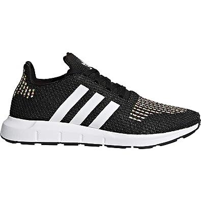 adidas Swift Run Damen Sneaker Schwarz
