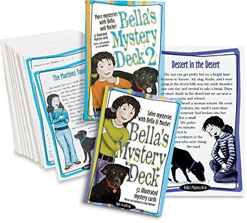 (MindWare Bella's Mystery Deck: Set of 2)