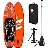 zray 37447 E9 Stand Up Paddle Tabla hinchable 275 * 76 * 13 cm