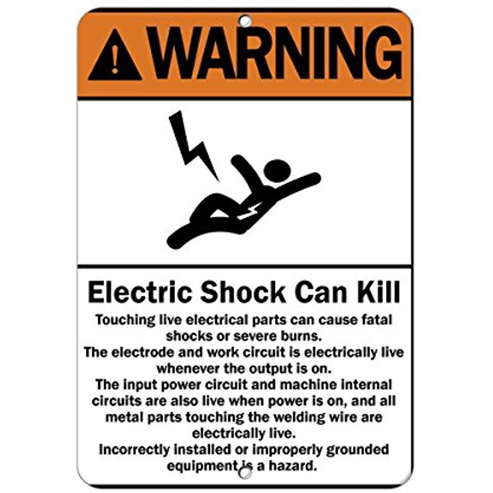 Amazon.com: ¡Advertencia! Seguridad de soldadura. Control de ...