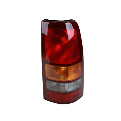 TYC 11-5185-01-9 Right Replacement Tail Lamp: Automotive