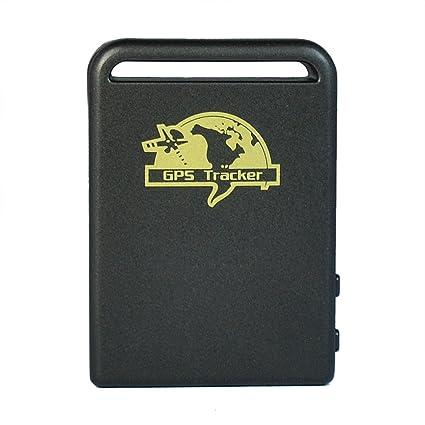 Amazon.com: aoraninc TK102 Mini espía sistema de GPS Tracker ...