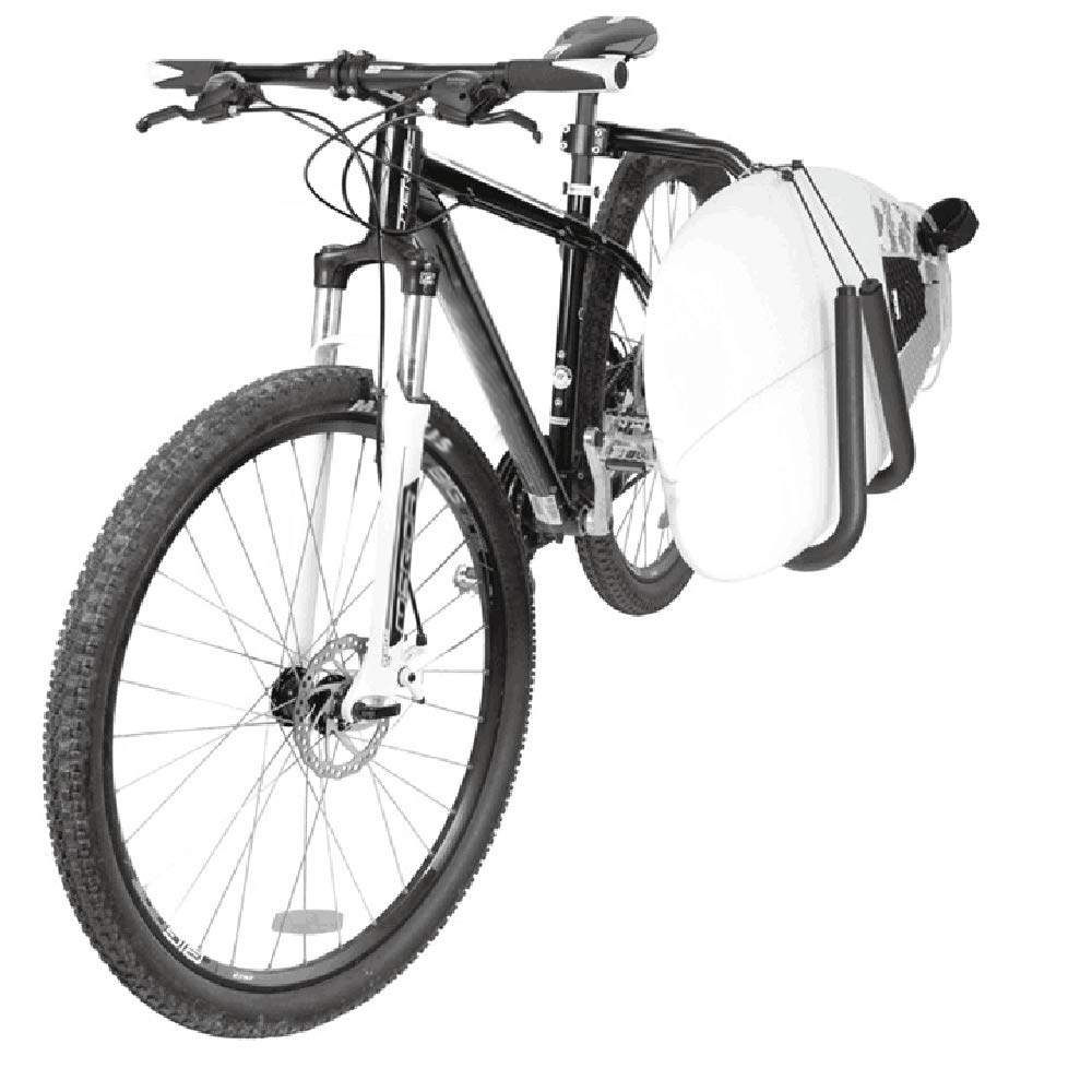 Carrfan Tabla de Surf Bike Rack Bicicleta Portador de Tabla de Surf