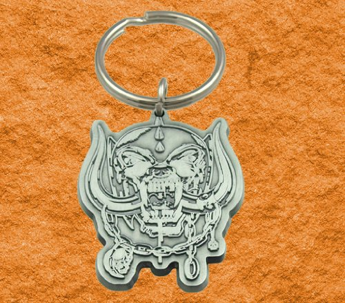 Motörhead de Metal Llavero Warpig Key Ring 3,5 x 4,5 cm ...