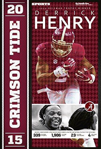 (2015 Heisman Trophy Poster)