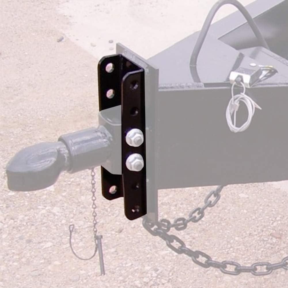 NBJINGYI 6-Position Adjustable Channel Channel Bracket