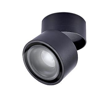 10 x LED COB Einbaustrahler Einbauleuchte Strahler Lampe Licht Rund 12W Kaltweiß