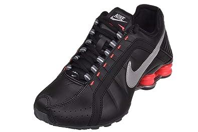 premium selection 70d05 85eac NIKE Women's Shox Junior Running Shoes 454339-016 Black ...