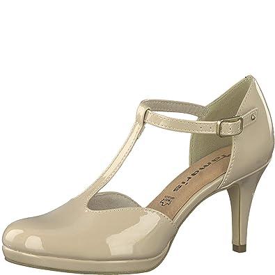 Tamaris Femme Escarpins à Sangle 1 1 24433 32, Dame Chaussures de Talon,Touch IT