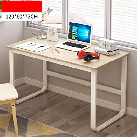 Scrivania Per Studio Casa.Jiaqi Semplice Tabella Di Studio Grande Scrivania Del Computer Per