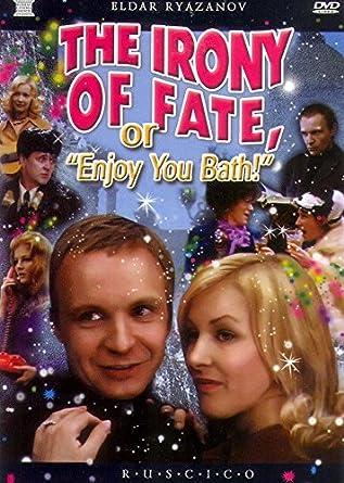 Irony of Fate / Ironiya sudby (DVD NTSC) LANGUAGE:RUSSIAN . Subtitles: Russian, English, French, German, Dutch, Spanish