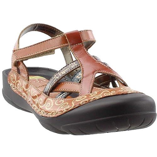 dced30567 Corkys Women s River Sandal 6 B(M) US Amber