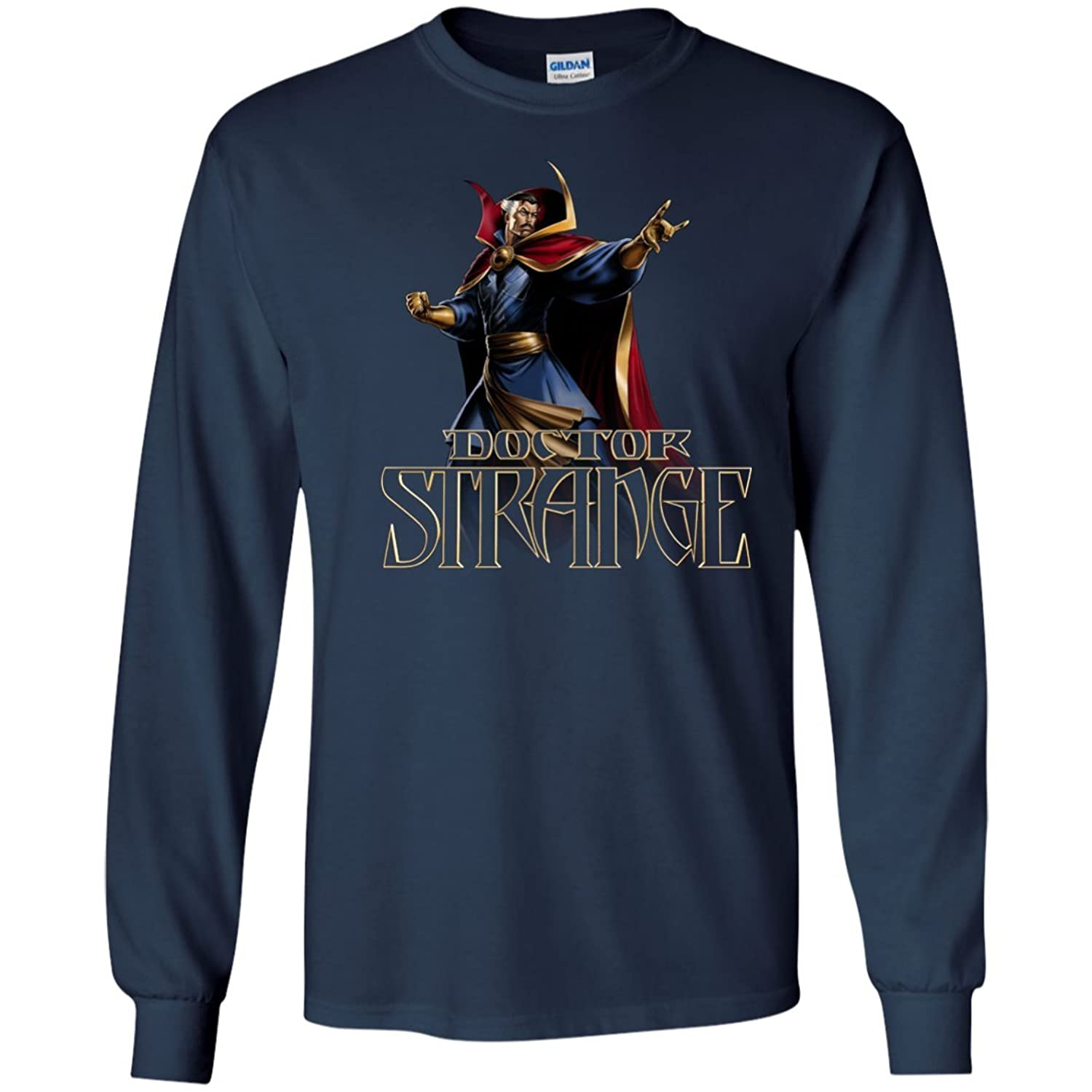 Long Sleeve Marvel DOCTOR STRANGE SORCERER SUPREME