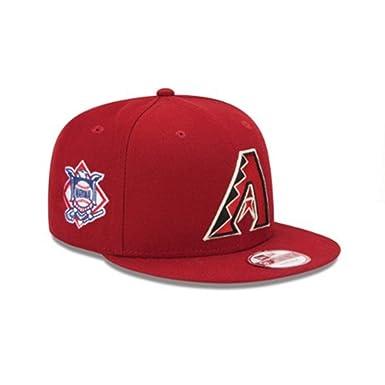 aa82ed2ae41 Image Unavailable. Image not available for. Color  Arizona Diamondbacks MLB  New Era Baycik Snapback Hat