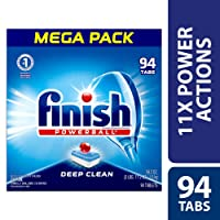 Deals on 94-Count Finish Powerball Dishwasher Detergent Tablets