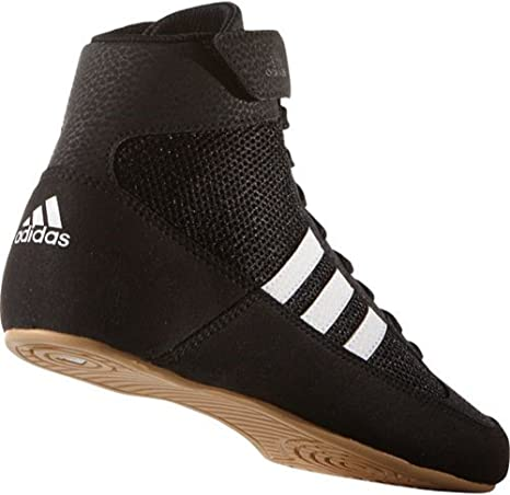 adidas Hvc2 Youth Light Onyx Dark Onyx Wrestling Schuhe Onyx
