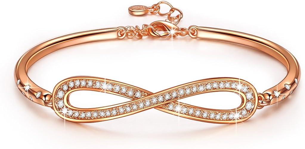 bracelet femme cristaux