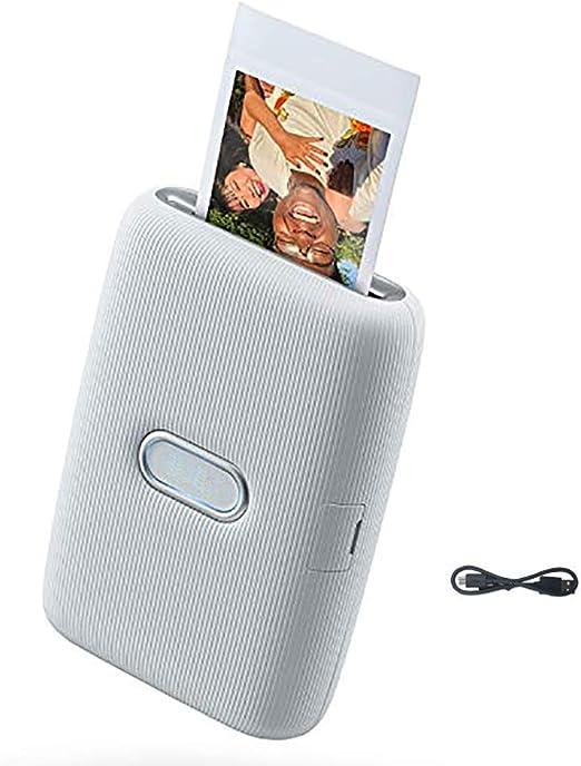 Mini Impresora para Teléfono Inteligente, Impresora Fotográfica ...