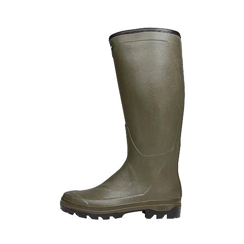 12b04cfa89 Le ChameauBotte Country Jersey XL - Stivali Uomo, Verde (Verde), 42 ...