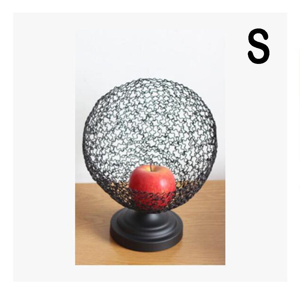 Z@SS-Moderne europäische minimalistischer kreativer Eisen Obstkorb ...