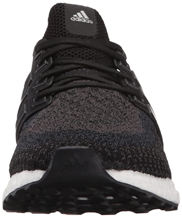 adidas Womens Ultraboost w Running Shoe, Black/Black/Black, 9 M US