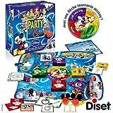 Diset 46598 - Jeu - Party & Co Disney Français 3.0
