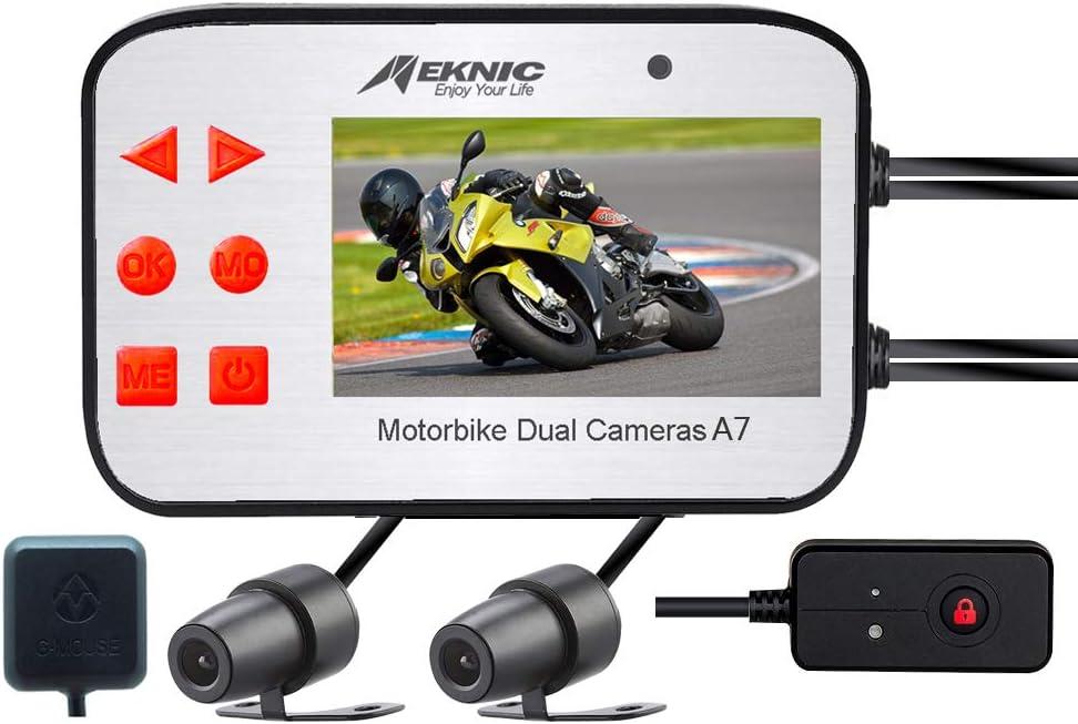 MEKNIC A7 Motorcycle Camera