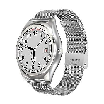 Qomomont Pulsera Actividad Hombre Mujer Inteligente Reloj ...