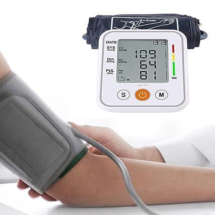 Rango de presión arterial en invierno