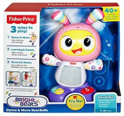 Fisher-Price Dance & Move BeatBelle Baby Toy
