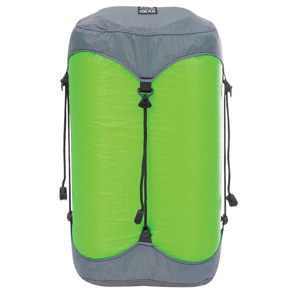 Granite Gear Event SIL Compression Drysacks Waterproof Stuff Sack - Green 13L by Granite Gear