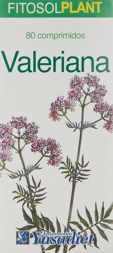 Fitosol Valeriana - 80 Comprimidos