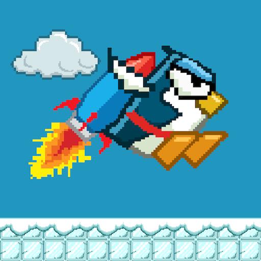 Pecky Flight: A Flappy Penguin Arcade Dream