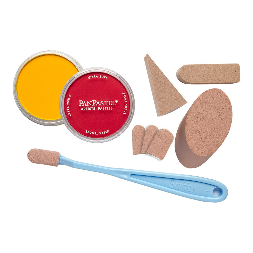 PanPastel 2 Colour Trial Kit with Sofft Tools