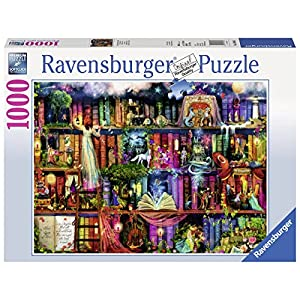 Ravensburger Italy Aime Stuard Magic Time Story Puzzle 1000 Pezzi 19684 5
