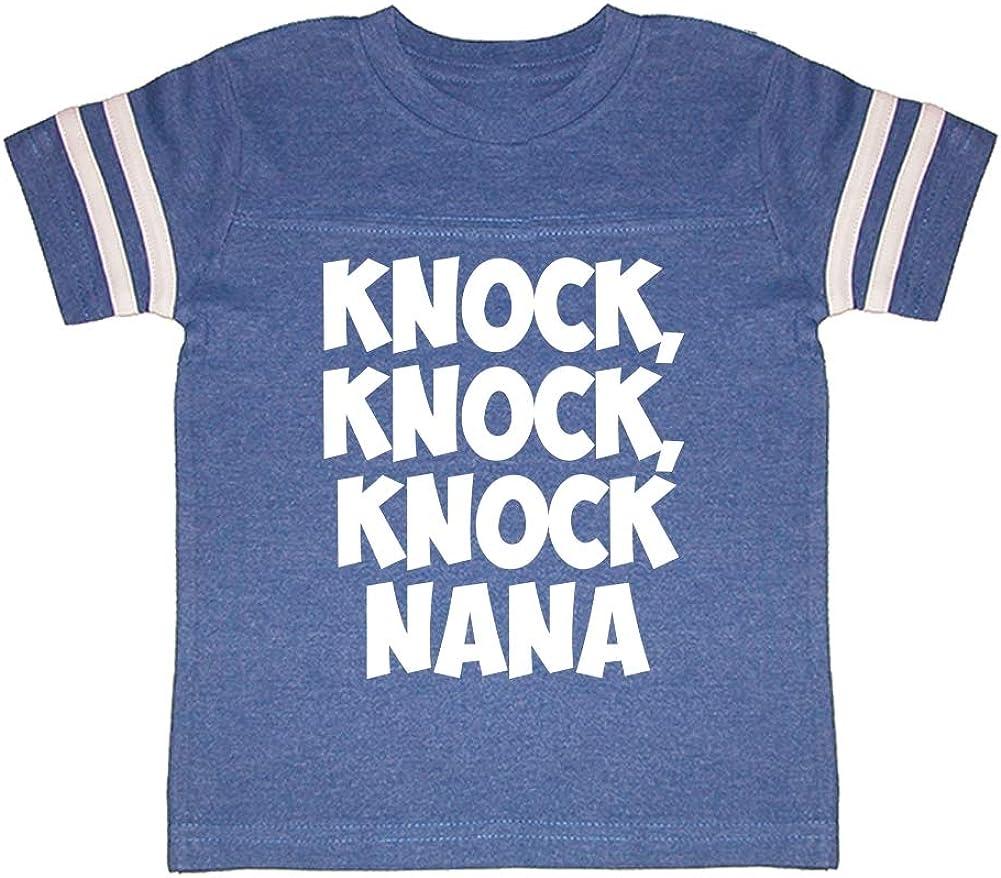 Knock Nana Toddler//Kids Sporty T-Shirt Knock Knock