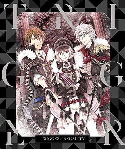 TRIGGER / REGALITY[豪華盤] ~アプリゲーム「アイドリッシュセブン」1stフルアルバムの商品画像