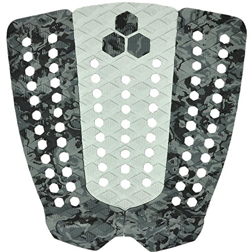Channel Islands Surfboards Bobby Martinez Traction Pad, White, One Size