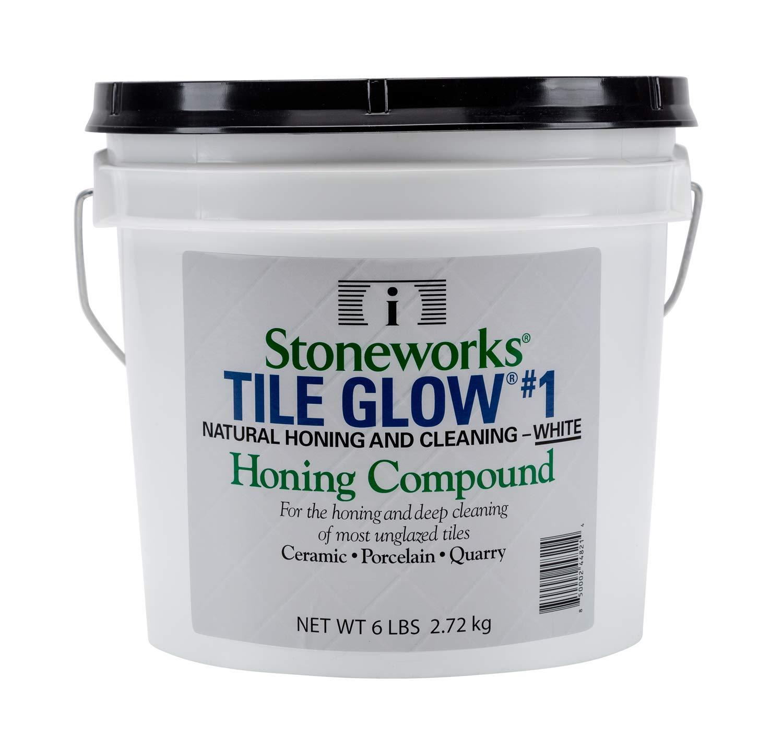 Tile Glow #1 White, 6 Lb.