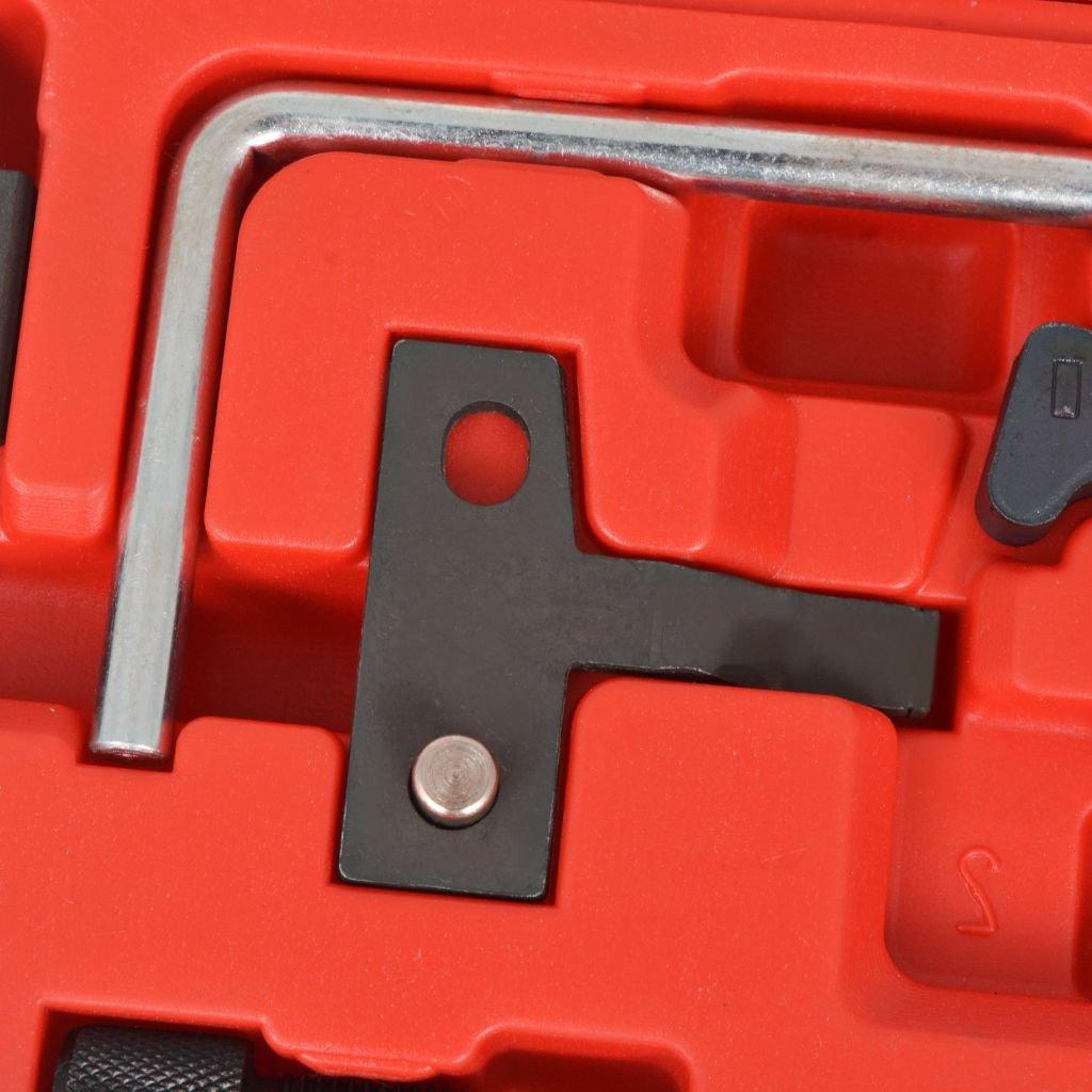 Festnight 7 Piezas Kit de Herramientas Sincronización de Motor para Ford 1.5 1.6 2.0, 26,5 x 21 x 6 cm: Amazon.es: Hogar