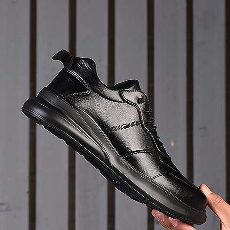 ZYFXZ Waterproof Leather Safety
