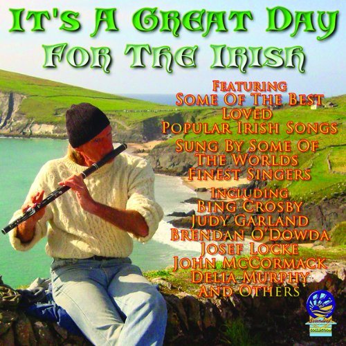 CD : VARIOUS ARTISTS - It S A Great Day For The Irish /  Various (CD)