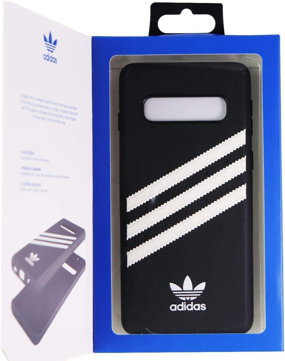 Adidas Originals - Carcasa para Samsung Galaxy S10 Samba, color negro: Amazon.es: Electrónica